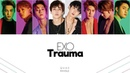 EXO (엑소) – 트라우마 (Trauma) lyrics color coded (Han/Rom)