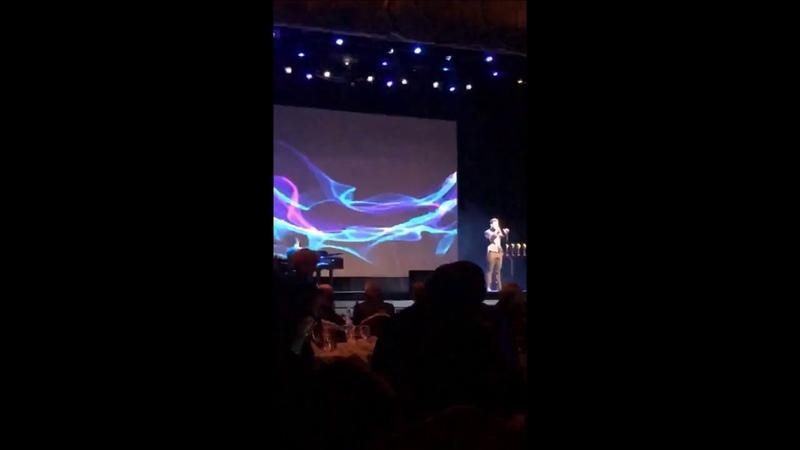 Agoney canta Quizás en la Gala Antena de Oro | Directo de Ricky (17 noviembre 2018)