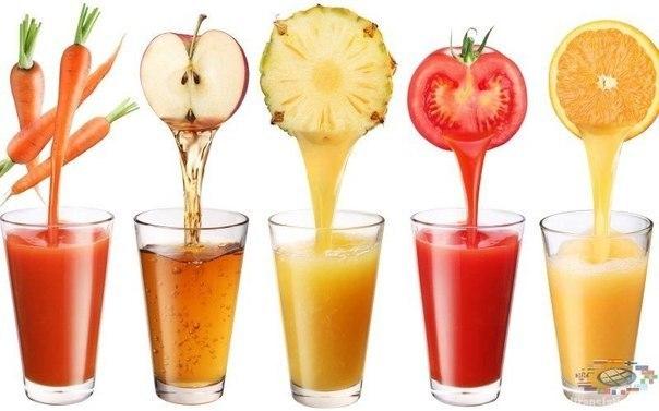 Самые полезные сочетания Морковь + Имбирь + Яблоко – Поддерживает и укрепляет вашу иммунную систему. Яблоко + Огурец + Сельдерей – Предотвращает рак, уменьшает уровень холестерина, избавляет от расстройства желудка и головной боли . Помидор + Морковь + Яблоко – Улучшает цвет кожи и устраняет запах изо рта. Горький перец + Яблоко + Молоко – предотвращает появление запаха изо рта и снижает температуру. Апельсин + Имбирь + огурец – Улучшает цвет и влажность кожи и снижает температуру. Ананас +…