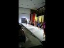 Юбилейный показ коллекций Вячеслава Зайцева в рамках XIII Российского фестиваля моды «Плес на Волге. Льняная палитра»