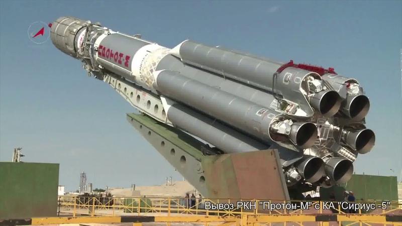 The Proton Rocket Its Imminent Extinction