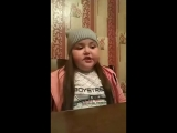 Настя Васильева - Live