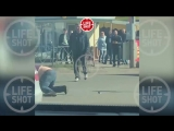 Таксист против пассажира в Красноярске