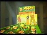 Реклама Chupa Surprise Adventure 2002