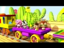 Learn Shapes - Nursery Rhymes Collection For Kids - The Shapes Song - Kindergarten Education