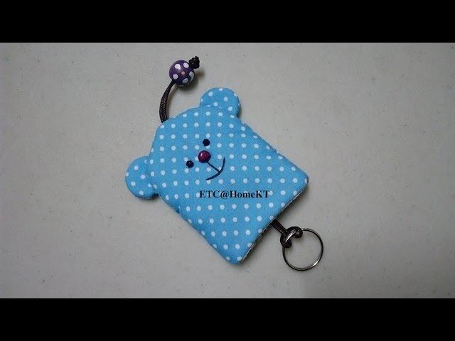 Key Holder ตุ๊กตาผ้า วิธีทำแบบง่าย Ep: 3/3