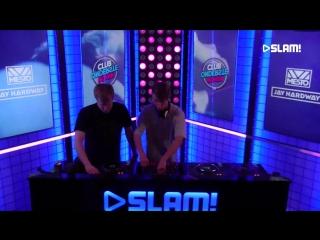 Jay Hardway B2B Mesto - SLAM! Club Ondersteboven 2018