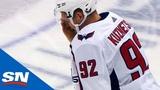 Evgeny Kuznetsov Leaves Game After Hit To Head From Brandon Tanev #Хайповый #Хоккей #Спорт #NHL #НХЛ #nhlnews #кузнецов #кузя #capitals