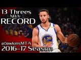 Stephen Curry UNREAL NBA Record 2016.11.07 vs Pelicans - 46 Pts, 13 Threes, Most EVER in a Game!