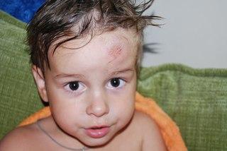 Шлем OK Baby No Shok для защиты от падений 8-2 мес