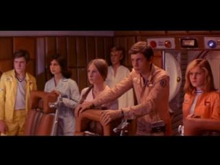 Третье происшествие, выше скорости света и новый член экипажа.(Отрывок из кинофильма:: Москва - Кассиопея).