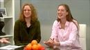 Анна Зайцева и Александра Кирина в программе «Утро»