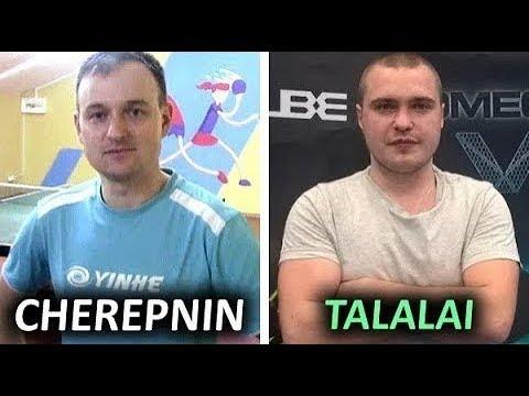 Черепнин - Талалай / Cherepnin - Talalai региональная лига, 2-й тур 2018-12