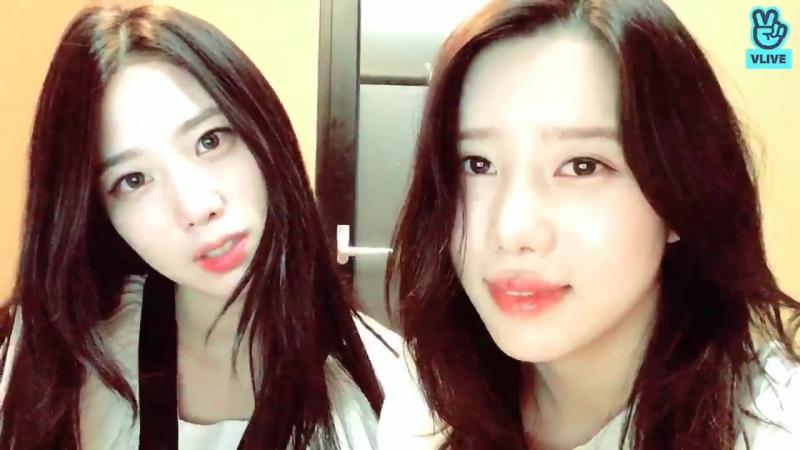 [V_LIVE] Berrygood-_TaeJo_Hello~