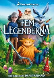 De fem legenderna Svensk tal (2012)