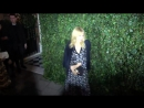 Kylie Minogue Arriving And Leaving pre-BAFTA Awards Party (17.02.2018)