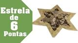Como fazer a Estrela de 6 Pontas de Patchwork Ana Cosentino