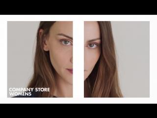 Olesya Sencheko for Tommy Hilfiger video