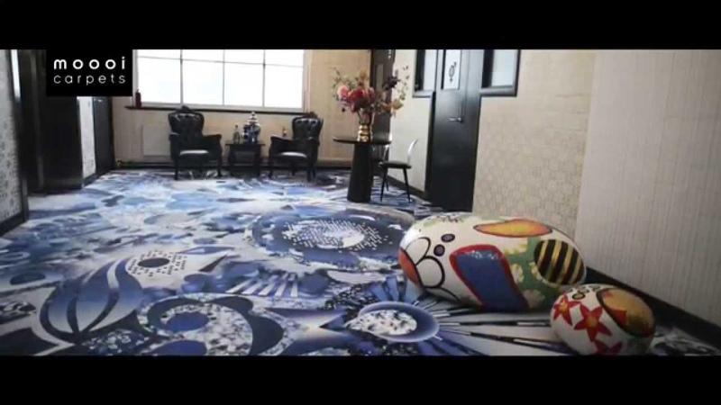 Corporate movie - MOOOI Carpets