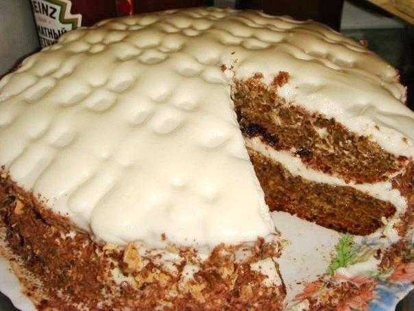 Самый быстрый и вкусный торт веб
