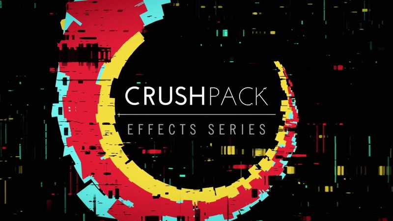 Introducing EFFECTS SERIES – CRUSH PACK | Native Instruments