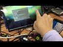 Banana pi BPI 10 1 HDMI touch screen demo with Linux