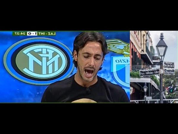 Lazio-Inter 2-3: Tramontana sclera POI è ESTASI!