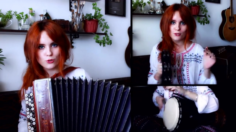 Percival - Naranca (The Witcher 3- Wild Hunt) Gingertail Cover.mp4