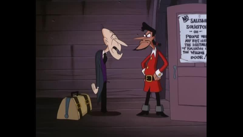 Бешеный Джек Пират / Mad Jack the Pirate - 17 серия. Дядя Мортимер