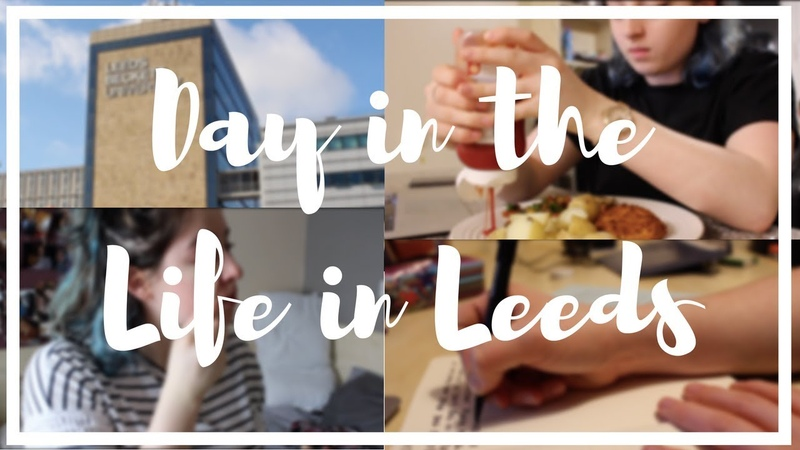 Day In The Life of a Leeds Students | Unite Students