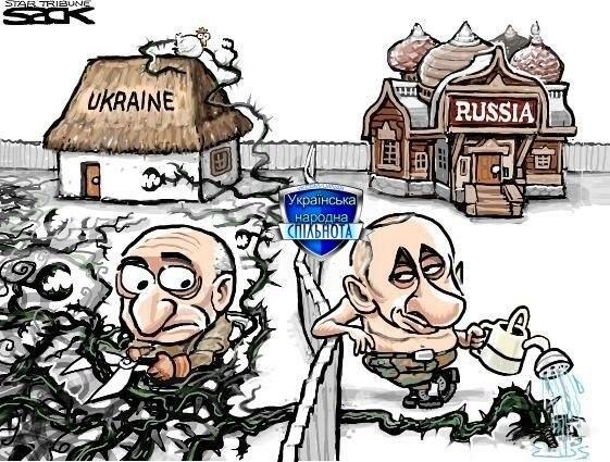 Путин признался, что боится потерять Украину как газового клиента - Цензор.НЕТ 7088