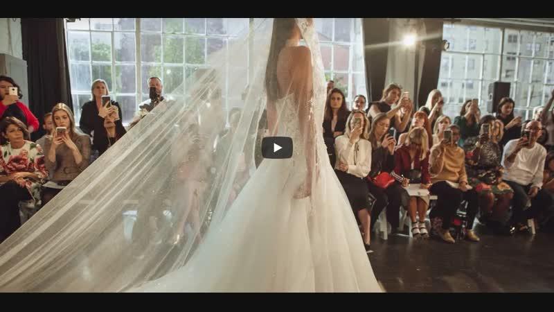 BERTA FW Свадебная высокая мода от кутюр 2019 года