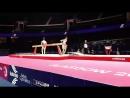 Podium training rotation 3 Sub 4 UEG European Union of Gymnastics