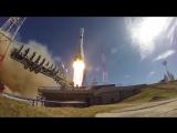Пуск ракеты «Союз-2.1б» с космодрома Плесецк с КА в интересах Минобороны России