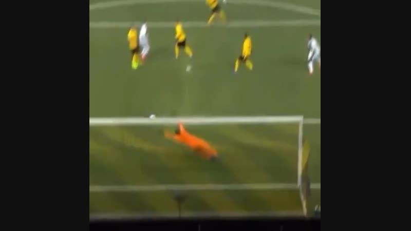 Голевой пас Роналду в матче против Янг Бойз   Лига Чемпионов