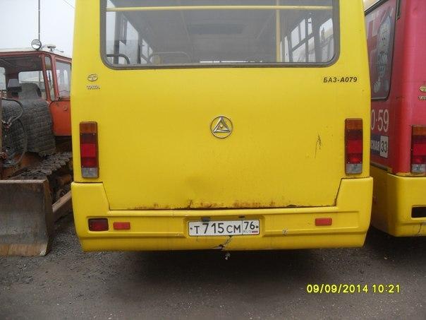 продаются 5 автобусов БАЗ А079-Эталон 2011 в хорошем состоянии
