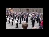 Марш Прощание Славянки звучит в США,Германии,Австрии,Швеции,Норвегии,КИтае и в С