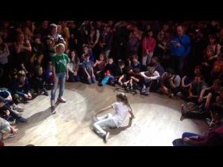 YOLKA 2013 | BGIRL KIDS | SEMIFINAL