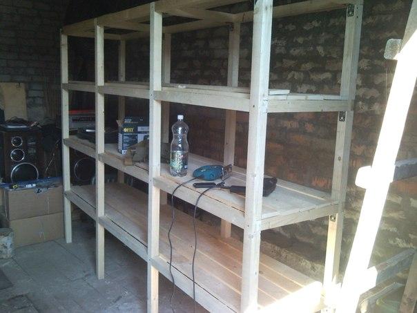 бетонные полы в гараже своими руками видео