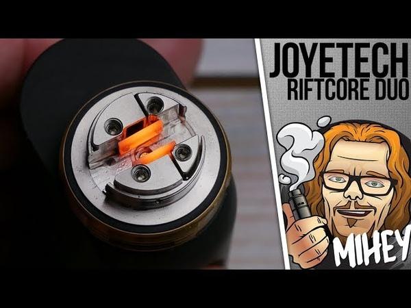 Joyetech RFC RIFTCORE DUO RDA. 1 000 000 затяжек? 🎷🎻🎹🎸
