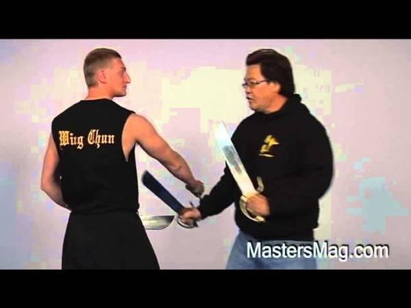 Sifu Gary Lam Wing Chun Weapons Demo @ Masters
