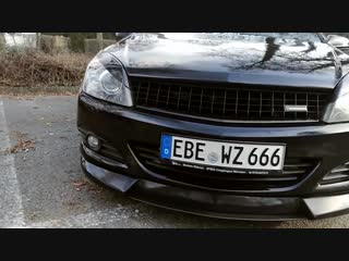 Opel Astra GTC Turbo Review - Rieger Tuning _⁄ OPC Swap _⁄ Blow Off Ventil