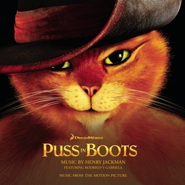 Henry Jackman альбом Puss in Boots
