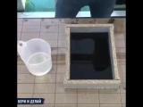 LED-лампа из эпоксидки - Строим дом своими руками