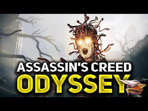 Стрим - Assassin's Creed Odyssey - Прохождение Часть 15 - Убиваем Медузу Горгону