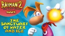 Rayman 2: The Great Escape - Все лумы и клетки - Святилище воды и льда