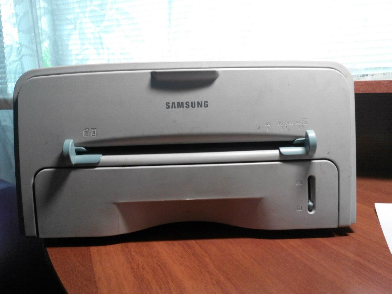 Драйвер на принтер samsung ml-1520p скачать бесплатно найдено в.