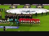 Гимн России в Лейпциге