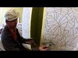 ВЕНЕЦИАНСКАЯ фреска Мастер классы ДЕКОРАТИВНАЯ штукатурка ВИЗАНТИЙСКАЯ Best MARMORINO Урок 01
