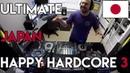 DJ Cotts - Ultimate Japan 3, Happy Hardcore Mix